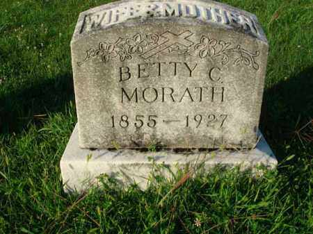 MORATH, BETTY C. - Franklin County, Ohio | BETTY C. MORATH - Ohio Gravestone Photos