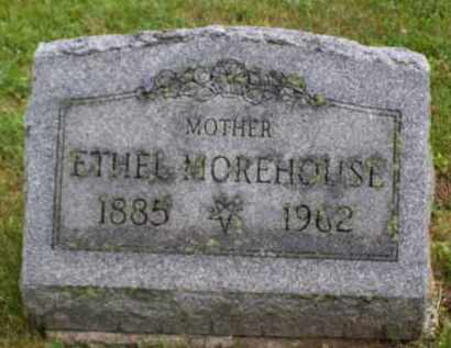 MOREHOUSE, ETHEL PEARL - Franklin County, Ohio | ETHEL PEARL MOREHOUSE - Ohio Gravestone Photos