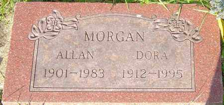 GRAHAM MORGAN, DORA - Franklin County, Ohio | DORA GRAHAM MORGAN - Ohio Gravestone Photos