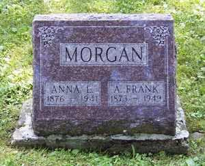 MORGAN, ANNA LATISHIA - Franklin County, Ohio | ANNA LATISHIA MORGAN - Ohio Gravestone Photos