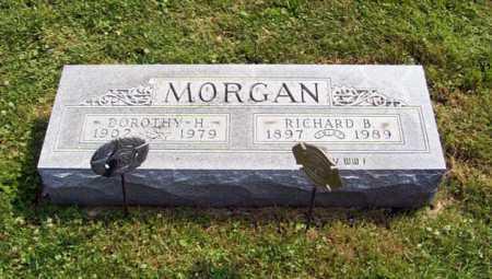 MORGAN, DOROTHY H. - Franklin County, Ohio | DOROTHY H. MORGAN - Ohio Gravestone Photos