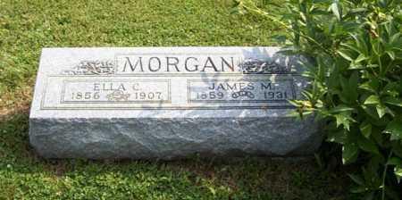 MORGAN, JAMES MELVIN - Franklin County, Ohio   JAMES MELVIN MORGAN - Ohio Gravestone Photos