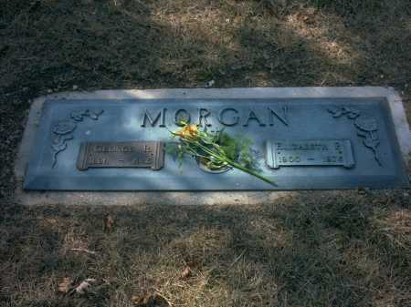 MORGAN, GEORGE - Franklin County, Ohio | GEORGE MORGAN - Ohio Gravestone Photos