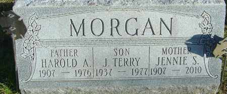 MORGAN, JENNIE - Franklin County, Ohio | JENNIE MORGAN - Ohio Gravestone Photos