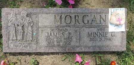 MORGAN, JAMES P. - Franklin County, Ohio | JAMES P. MORGAN - Ohio Gravestone Photos