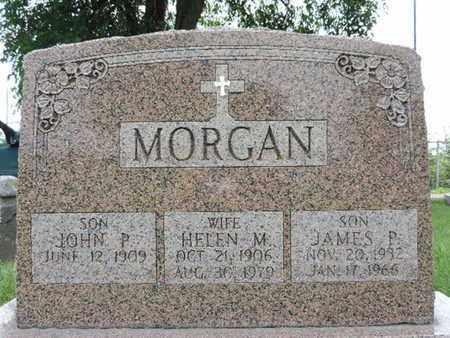 MORGAN, JOHN P - Franklin County, Ohio   JOHN P MORGAN - Ohio Gravestone Photos