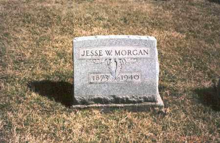 MORGAN, JESSE W. - Franklin County, Ohio   JESSE W. MORGAN - Ohio Gravestone Photos