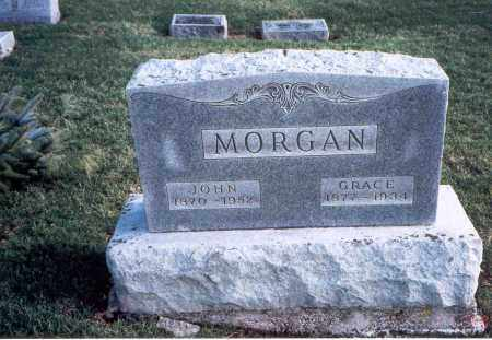 MORGAN, JOHN - Franklin County, Ohio | JOHN MORGAN - Ohio Gravestone Photos