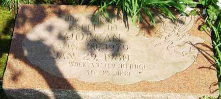 MORGAN, KELLI JO - Franklin County, Ohio | KELLI JO MORGAN - Ohio Gravestone Photos