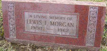 MORGAN, LEWIS F - Franklin County, Ohio | LEWIS F MORGAN - Ohio Gravestone Photos