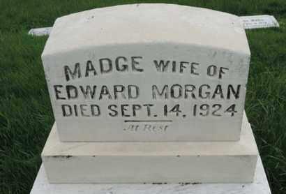 MORGAN, MADGE - Franklin County, Ohio | MADGE MORGAN - Ohio Gravestone Photos