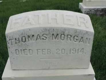 MORGAN, THOMAS - Franklin County, Ohio | THOMAS MORGAN - Ohio Gravestone Photos