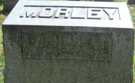 MORLEY, G W - Franklin County, Ohio | G W MORLEY - Ohio Gravestone Photos