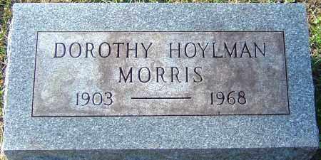 HOYLMAN MORRIS, DOROTHY - Franklin County, Ohio | DOROTHY HOYLMAN MORRIS - Ohio Gravestone Photos