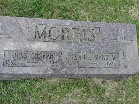 MORRIS, JENNIE - Franklin County, Ohio   JENNIE MORRIS - Ohio Gravestone Photos