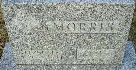MORRIS, KENNETH R - Franklin County, Ohio   KENNETH R MORRIS - Ohio Gravestone Photos