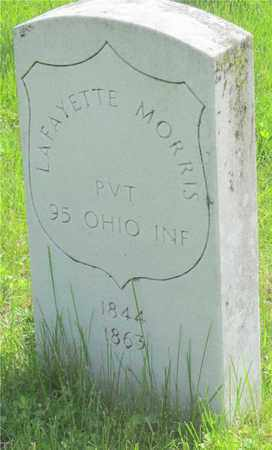 MORRIS, LAFAYETTE - Franklin County, Ohio | LAFAYETTE MORRIS - Ohio Gravestone Photos