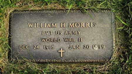 MORRIS, WILLIAM H. - Franklin County, Ohio   WILLIAM H. MORRIS - Ohio Gravestone Photos