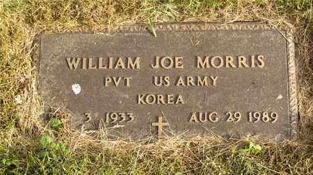 MORRIS, WILLIAM JOE - Franklin County, Ohio | WILLIAM JOE MORRIS - Ohio Gravestone Photos