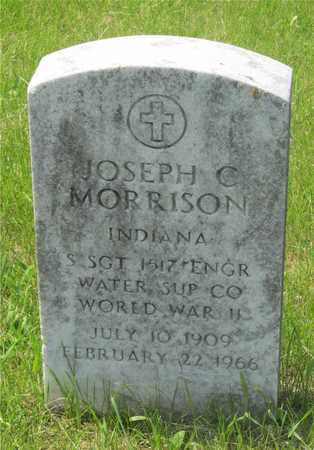 MORRISON, JOSEPH C. - Franklin County, Ohio | JOSEPH C. MORRISON - Ohio Gravestone Photos