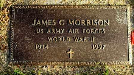 MORRISON, JAMES G. - Franklin County, Ohio | JAMES G. MORRISON - Ohio Gravestone Photos