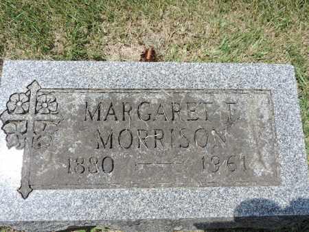 MORRISON, MARGARET E. - Franklin County, Ohio   MARGARET E. MORRISON - Ohio Gravestone Photos