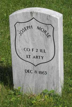 MORSE, JOSEPH - Franklin County, Ohio | JOSEPH MORSE - Ohio Gravestone Photos