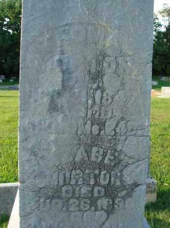 MORTON, THOMAS - Franklin County, Ohio   THOMAS MORTON - Ohio Gravestone Photos