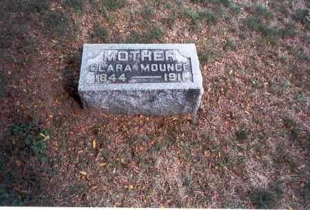 MOUNCE, CLARA - Franklin County, Ohio   CLARA MOUNCE - Ohio Gravestone Photos