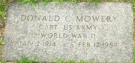 MOWERY, DONALD - Franklin County, Ohio   DONALD MOWERY - Ohio Gravestone Photos