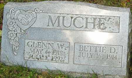 MUCHE', GLENN - Franklin County, Ohio | GLENN MUCHE' - Ohio Gravestone Photos