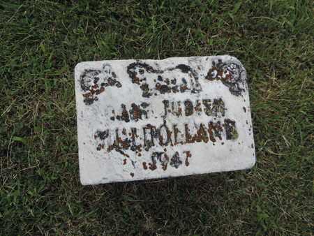 MULHOLLAND, JUDIEN - Franklin County, Ohio   JUDIEN MULHOLLAND - Ohio Gravestone Photos