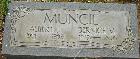 MUNCIE, BERNICE V - Franklin County, Ohio | BERNICE V MUNCIE - Ohio Gravestone Photos