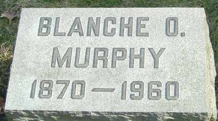 MURPHY, BLANCHE O - Franklin County, Ohio   BLANCHE O MURPHY - Ohio Gravestone Photos