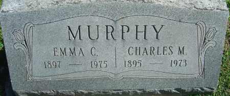 MURPHY, CHARLES M - Franklin County, Ohio | CHARLES M MURPHY - Ohio Gravestone Photos
