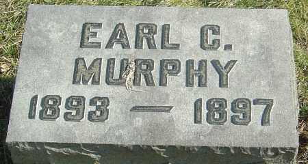 MURPHY, EARL C. - Franklin County, Ohio | EARL C. MURPHY - Ohio Gravestone Photos