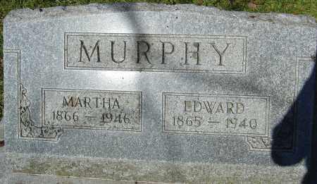 SANDERS MURPHY, MARTHA - Franklin County, Ohio | MARTHA SANDERS MURPHY - Ohio Gravestone Photos