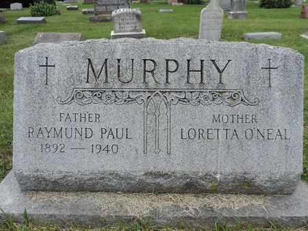 MURPHY, LORETTA - Franklin County, Ohio | LORETTA MURPHY - Ohio Gravestone Photos