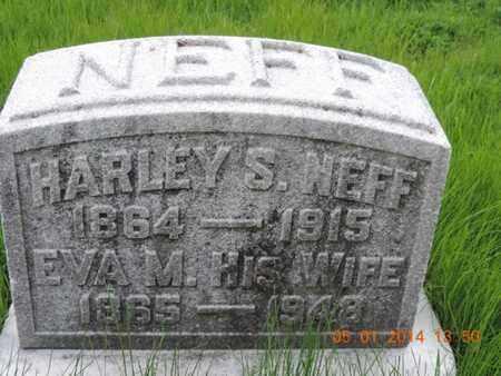 NEFF, EVA M. - Franklin County, Ohio | EVA M. NEFF - Ohio Gravestone Photos