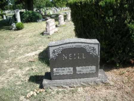 NEILL, WILLIAM - Franklin County, Ohio   WILLIAM NEILL - Ohio Gravestone Photos