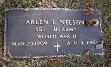 NELSON, ARLEN L. - Franklin County, Ohio | ARLEN L. NELSON - Ohio Gravestone Photos