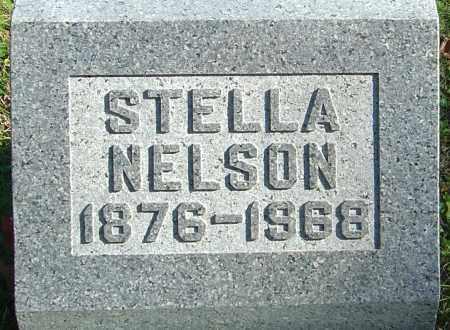 GARDNER NELSON, STELLA - Franklin County, Ohio   STELLA GARDNER NELSON - Ohio Gravestone Photos