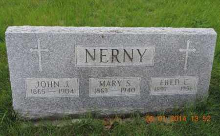 NERNY, FRED C - Franklin County, Ohio | FRED C NERNY - Ohio Gravestone Photos
