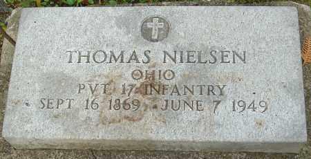 NIELSEN, THOMAS - Franklin County, Ohio   THOMAS NIELSEN - Ohio Gravestone Photos