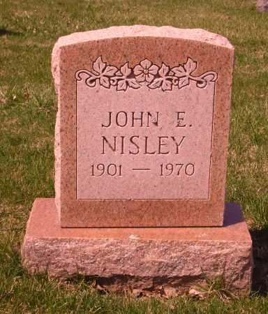 NISLEY, JOHN - Franklin County, Ohio   JOHN NISLEY - Ohio Gravestone Photos