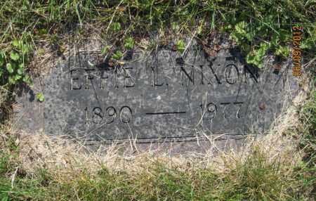 KOON NIXON, EFFIE L - Franklin County, Ohio | EFFIE L KOON NIXON - Ohio Gravestone Photos