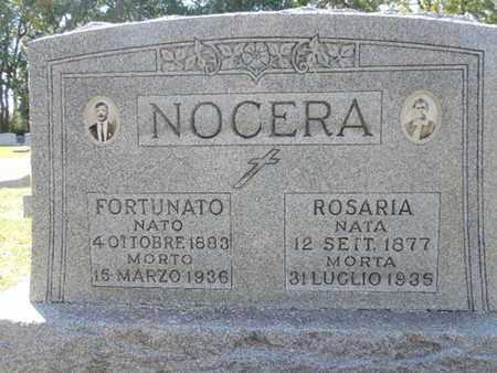 NOCERA, FORTUNATO - Franklin County, Ohio | FORTUNATO NOCERA - Ohio Gravestone Photos