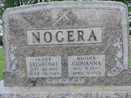 NOCERA, SALVATORE - Franklin County, Ohio | SALVATORE NOCERA - Ohio Gravestone Photos