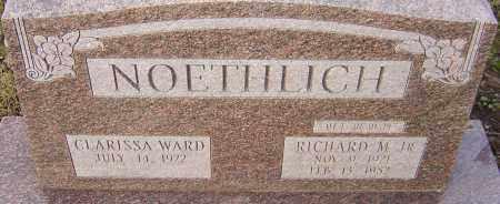 NOETHLICH, RICHARD - Franklin County, Ohio | RICHARD NOETHLICH - Ohio Gravestone Photos
