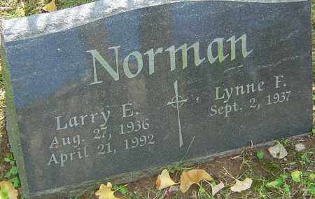 NORMAN, LARRY - Franklin County, Ohio | LARRY NORMAN - Ohio Gravestone Photos
